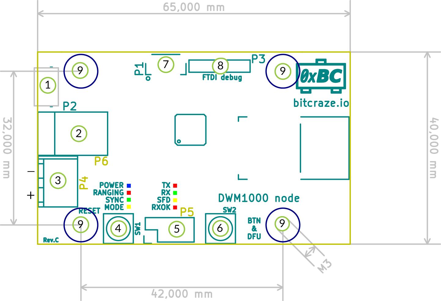 Projectslpsnode Bitcraze Wiki Ftdi Cable Schematic Lps Node